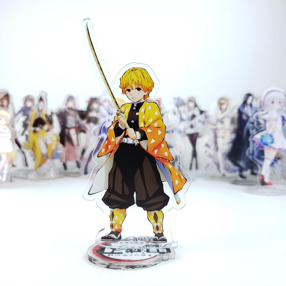 Demon Slayer Kimetsu no Yaiba Tanjirou Nezuko acrylic stand figure model toy ani