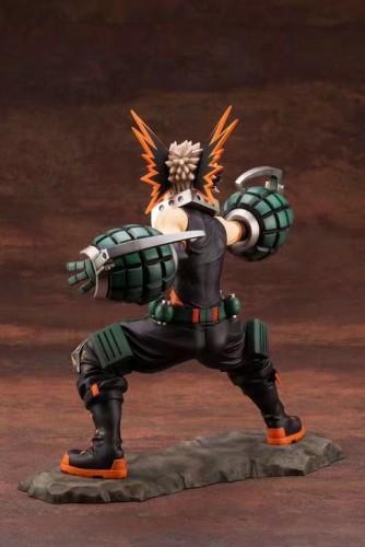 My Hero Academia Bakugou Katsuki ARTFXJ PVC Action Figure Toys Anime Boku no Hero Academia Figurine Toy Figure Action Collection