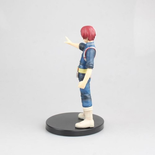 My Hero Academia Todoroki Shoto Figure The Amazing Heroes Vol.2 Boku No Hero Academia Shouto Todoroki PVC Collecible Model Toy