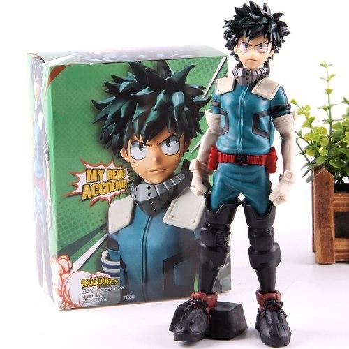 Grandista My Hero Academia Midoriya Izuku PVC Action Figure Anime Cartoon Figures Collectible Model Toy