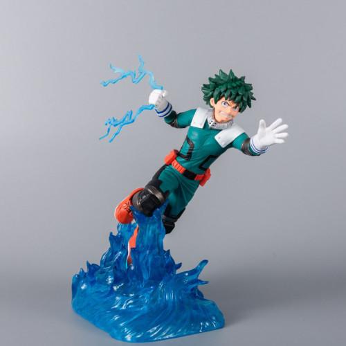 My Hero Academia Battle Ver. Izuku Midoriya Action Figure 1/7 scale painted figure Fighting Ver. Katsuki Bakugo PVC figure Toys