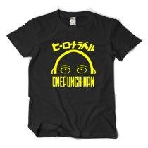 High-Q Unisex Japan Anime Cos ONE PUNCH-MAN Saitama Cotton Casual T-Shirt Tee Top ONE PUNCH-MAN T-Shirt Tee