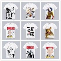 Anime T-Shirt ONE PUNCH-MAN Clothing SaitamaUnisex Adults Child Casual fashion T Shirt Short Sleeve Tops High Quality tshirt.