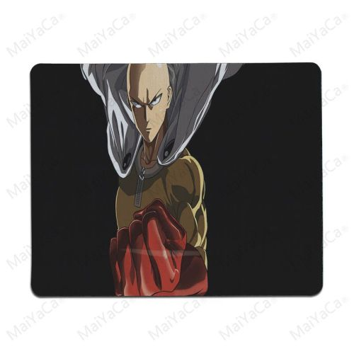MaiYaCa Boy Gift Pad One Punch Man Anime Comfort Mouse Mat Gaming Mousepad Size for 18x22cm 20x25cm 25x29cm 30x60cm 30x90cm