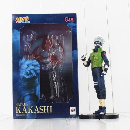 8  21cm Naruto Action Figures Hatake Kakashi Toy Figures Kids Toys Japanese Anime Figure Birthday Gift Free Shipping