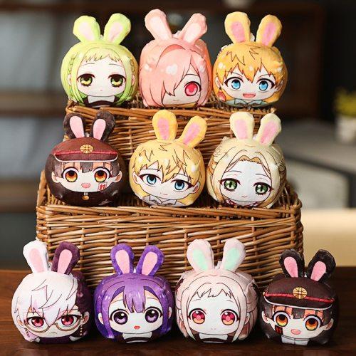 Toilet Bound Hanako Kun Yugi Amane Plush Dolls Doll Nene Yashiro Cosplay Down Cotton Lovely Anime Doll Figurine