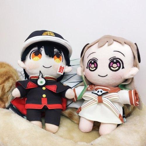 Toilet Bound Jibaku Shounen Hanako kun Cosplay Pillow Plush Doll Plushie Toy Change suit Dress Up Clothing Xmas Gifts