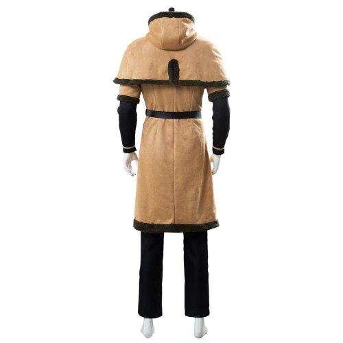 VINLAND SAGA Thorfinn Cosplay Costume Halloween Carnival Costumes For Adult Men Women Custom Made