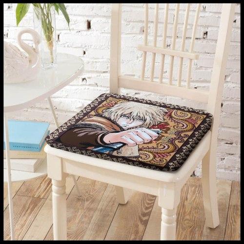 Anime/VINLAND SAGA Thorfinn soft and comfortable High elasticity memory cotton Seat Cushion/mat