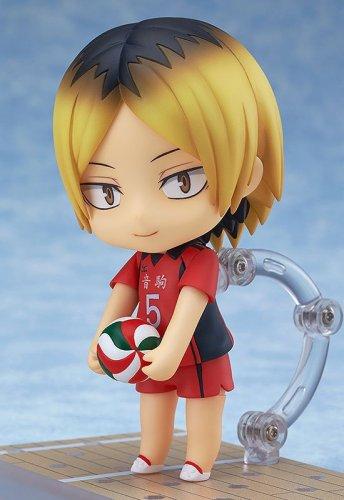 Haikyuu!! Figure Kozume Kenma #605 Action Figure Nekoma High #5 in Volleyball Sport Wear PVC Toy 10cm