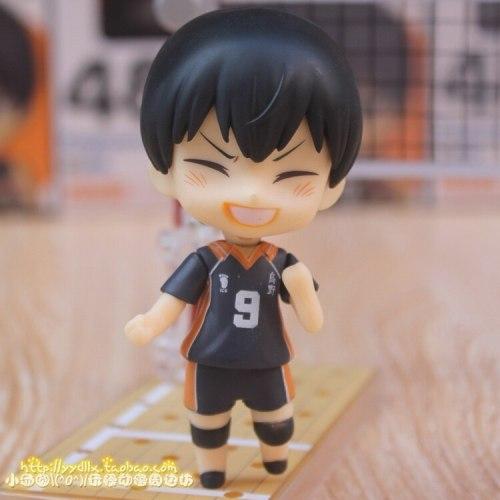 Hot Sale  Sport Volleyball Comic Anime Haikyuu !! Tobio Kageyama Action Figure