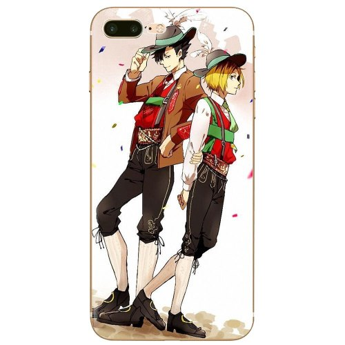 Case Kenma Kozume of Haikyuu Anime Print For iPhone 11 Pro 4 4S 5 5S SE 5C 6 6S 7 8 X XR XS Plus Max For iPod Touch