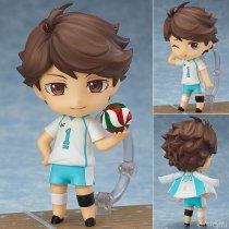 10CM Haikyuu Oikawa Tooru New action figure PVC toys collection doll anime cartoon model