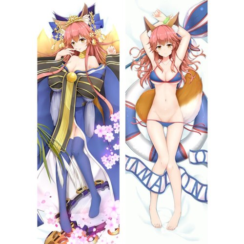 Anime fate/stay night pillow Covers Fate/Grand Order/Zero Sexy 3D Double-sided Bedding Hugging Body pillowcase Customize FT06A