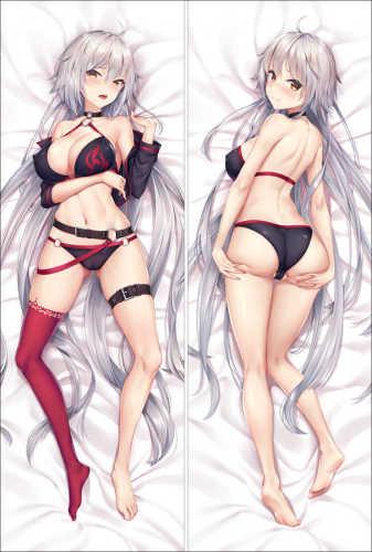 cirno's Store Original  fate/grand order FGO  jeanne d'arc alter fate Dakimakura c96 body pillow cover pillowcase