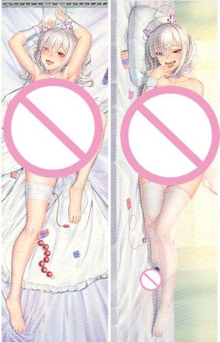 cirno's Store Original Virtual idol YouTuber Kana Sukoya Dakimakura nijisanji anime Characters body pillow cover pillowcase