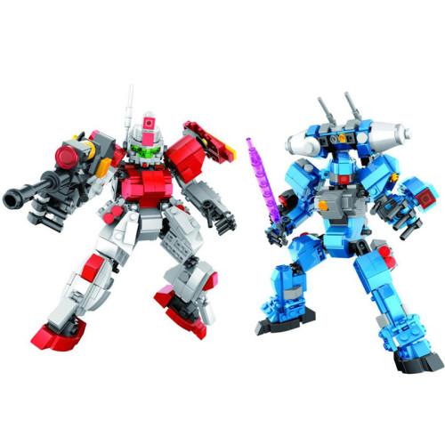 Hot super robot battle building block FYD-07 AKO gundam model assemable bricks toys collection for boys gifts