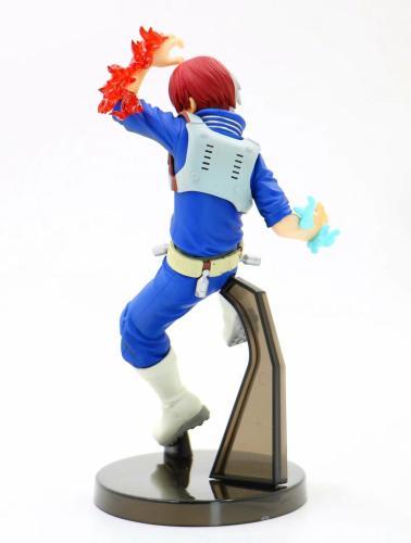 My Hero Academia Todoroki Shoto Action Figures Toy Anime Boku no Hero Academia Todoroki Shoto Figurine Diorama Brinquedos