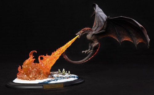 Game of Thrones  Drogon World Limited Edition 100 Collectible GK Hand-run Large Statues