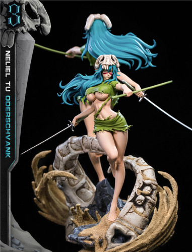 BLEACH Neliel  30CM  The world is limited to 150 cartoon statue collection hobbies tudio production, only accept reservation
