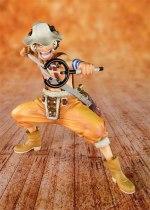 One Piece 20th Usopp Sogeking PVC Collectible Figure Anime Figurine Model Toy