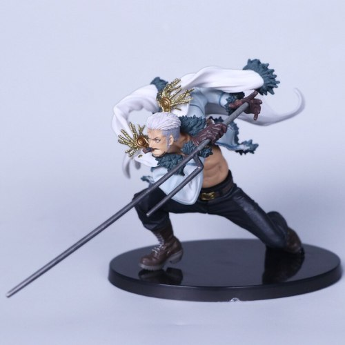15cm One Piece Smoker Action Figure 1/8 scale painted ACGN PVC Figure Collectible Toy
