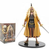 Anime One Piece DX The Grand Line Men Vo1.Shiki Action Figures 19cm