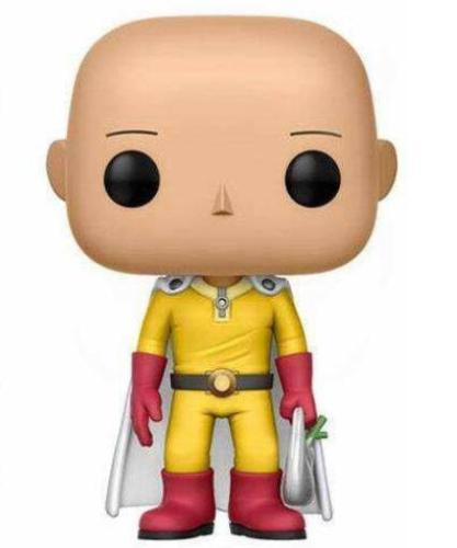 POP One Punch Man 257# PVC Action Figures model toys ONE PUNCH-MAN Decoration Doll Kids Christmas Gift toy
