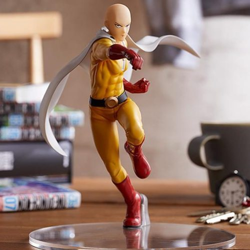 One Punch Man Anime Figures Saitama Heroes Toys PVC Model Statue Action Figurine One Punch Man Juguetes Genos Collectible Figma