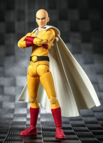 GREAT TOYS Dasin anime ONE PUNCH MAN Saitama Genos action figure GT model toy 1/12
