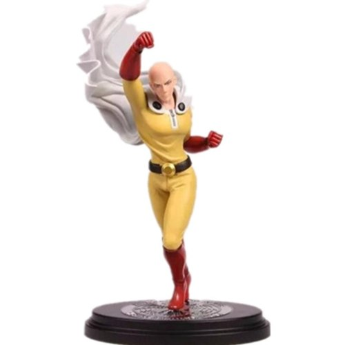 One Punch Man Saitama Sensei PVC Action Figure Anime Figurine Toy One Punch Man Collection Model Toys Brinquedos