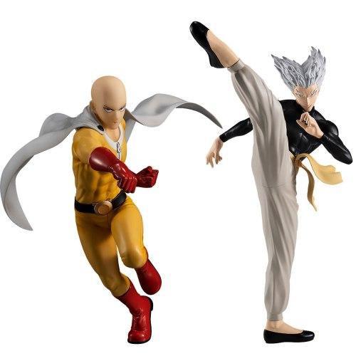 Tronzo Original GSC UP PARADE One-Punch Man Garou Saitama Hero Costume Ver PVC Action Figure Collectible Model Doll Toys Figural