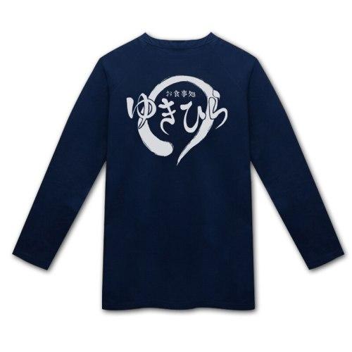 High-Q Unisex Anime Shokugeki no Soma T-Shirt Tee Cosplay Food Wars!Shokugeki no Soma  Yukihira shirt long sleeve tshirt tee
