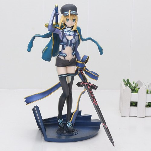12-25cm Anime Figure Fate Stay Night Saber Action Figure Fate Grand Order PVC Action Figure Collection Model Kids