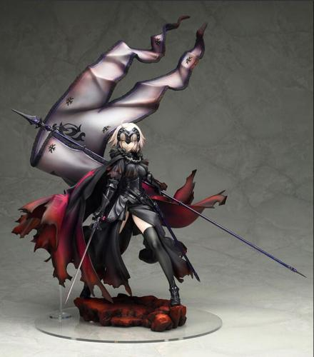 30cm Fate Grand Order Action Figures Jeanne D'Arc Alter Jeanne d'Arc Action Figure Model Toy Doll Christmas Gift