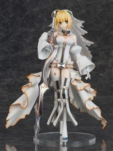 Flare Fate/Grand Order Saber Nero Claudius Bride PVC Action Figure Anime Figure Modle Toys Sexy Girl Collectible Doll Gift