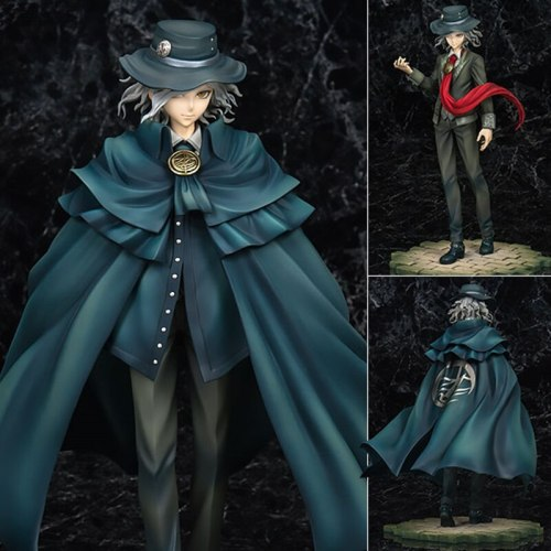 Anime Fate/Grand Order Avenger/King of the Cavern Edmond Dantes 1/8 Scale PVC Action Figure Collectible Model Toys Doll Gift