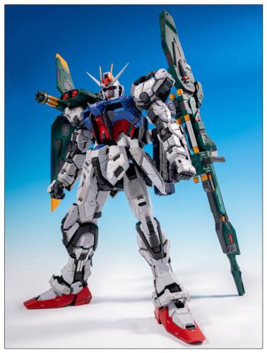 1/60 Strike Gundam Cannon backpack Kira Yamato GAT-X105 Garage Kit 3D printed resin does not include Bandai models