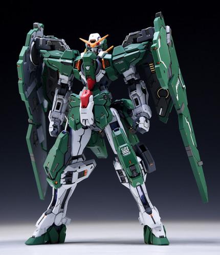 MG 1/100 Dynames Torpedo Gundam 00 GN-002 Garage Kit 3D printed resin does not include Bandai models