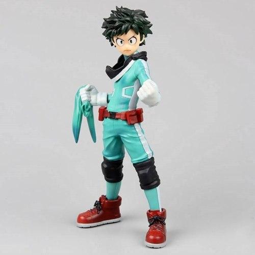 Anime My Hero Academia Figure 16cm Midoriya Izuku Figurine PVC Collectible Model Toy Gifts Izuku Action Figures