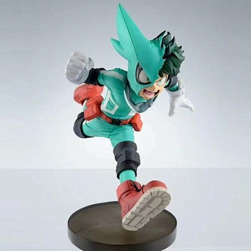 10cm Midoriya Izuku Figurine Anime My Hero Academia Figure Deku Statue Action Figures PVC Collection Model Toys Gifts