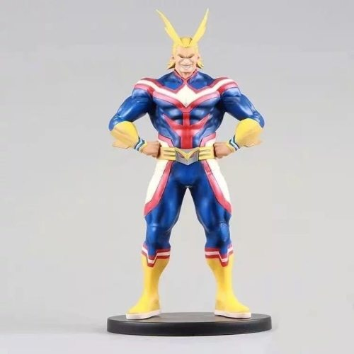 21cm All Might Action Figures Anime My Hero Academia Figure Age of Heroes One for All Might Figurine PVC Collectible Model Toys