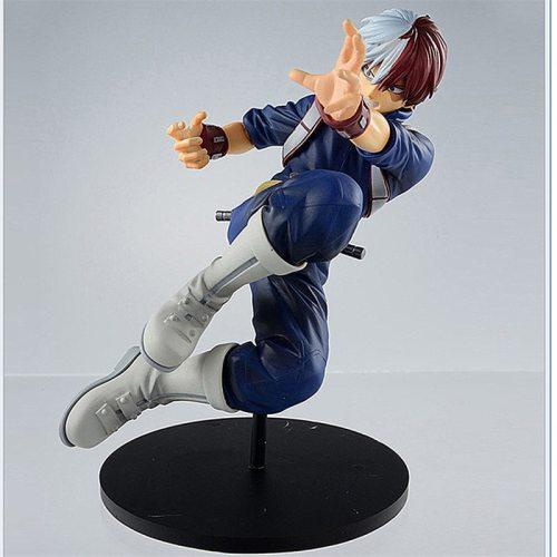 13cm Todoroki Shouto Action Figures Anime My Hero Academia Figure Statue Shouto Figurine PVC Collection Model Toys