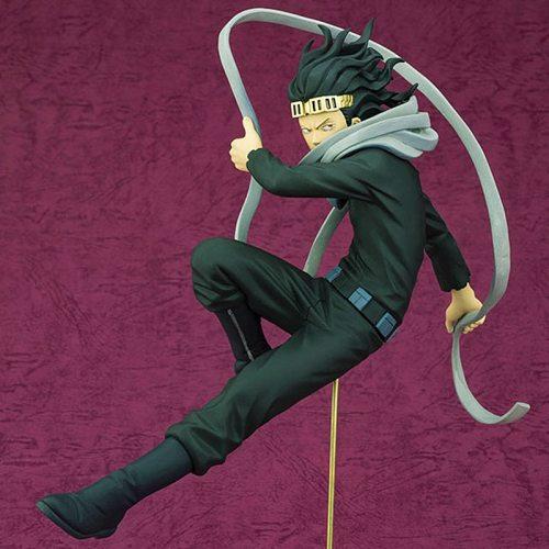18cm Teacher Eraser Head Figurine Anime My Hero Academia Figure Combat Version Azawa Shouta Action Figures PVC Model Toy