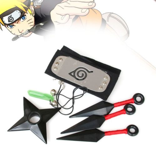 1/1 Cosplay Anime Plastic Toy Narutos Itachi Shuriken Ninja Stars Akatsuki Weapons Props Weapon For Adult Collections Gifts