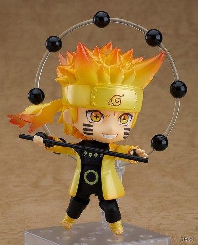 Anime Figure Toys Uzumaki Hyuga Hinata Uchiha Sasuke Jiraiya Gaara Hatake Kakashi PVC Action Figure Toys Doll Gift