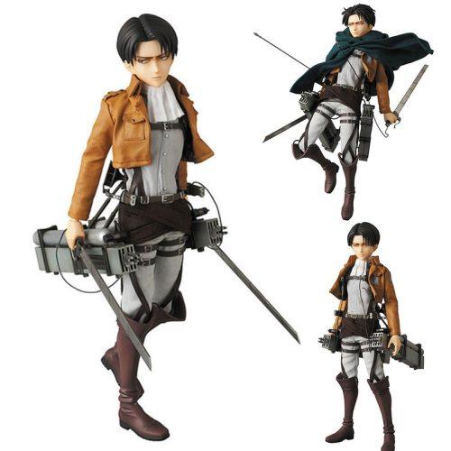 Levi Ackerman Figure Anime Figure Action Toys Attack on Titan Figure Heichov Anime Action Figure Toy Anime Figures Toy Figure