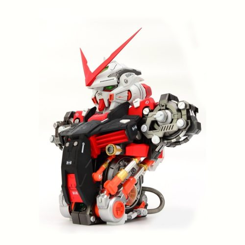 Anime model Assembled Head model 1/35 Astray Red Frame Gundam MBF-P02 Robot brinquedos Puzzle Action Figures hot kids toy gift