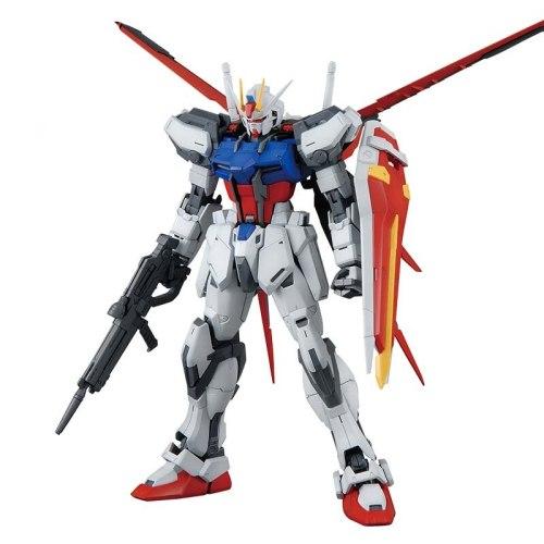 Anime Brand Daban MG 1/100 Seed Aile Strike Gundam GAT-X105 RM Model Assemble Action Figure Robot Hobby Kids Toy
