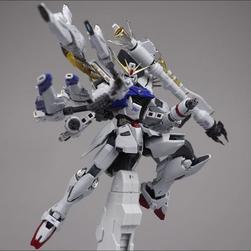 Anime Daban 8821 MG 1/100 MB Mobile Suit F91 Gundam Plastic Model Collection Assembly Action Figure Robot Hot Kids Toys